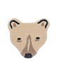 Ferm Living Tufted Polar Bear Head kleed