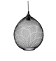 Bodilson Jafar hanglamp-Zwart