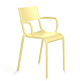 Kartell Generic A stoel Geel OUTLET