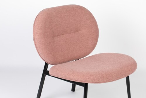 Zuiver Spike fauteuil-Pink