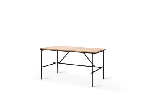 Ethnicraft Oak Oscar bureau-140x70 cm