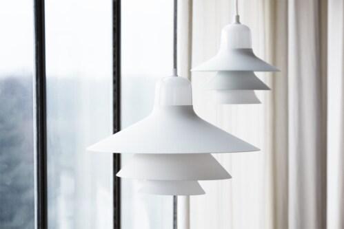 Normann Copenhagen Ikono hanglamp-Wit-Small
