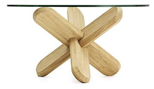 Normann Copenhagen Ding Table helder tafel-Natural
