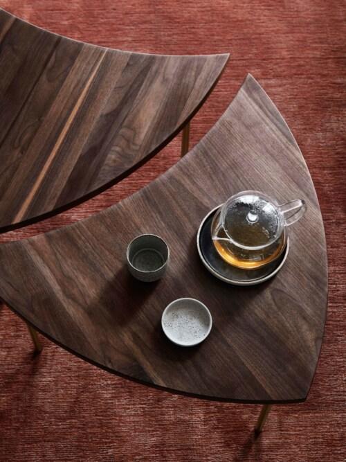 &tradition Pinwheel HM7 tafel-Witte olie