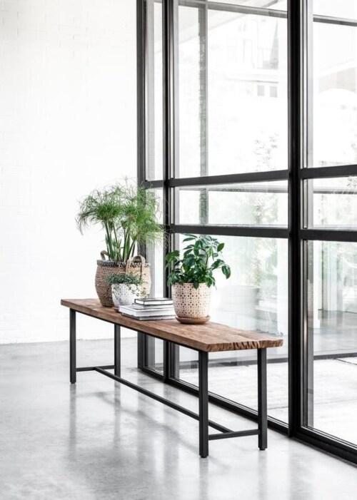 vanHarte Timeless Beam bench-Small