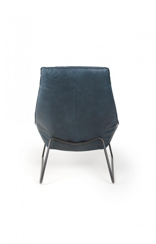 Jess design Beal Old Glory Luxor Navy Blue fauteuil