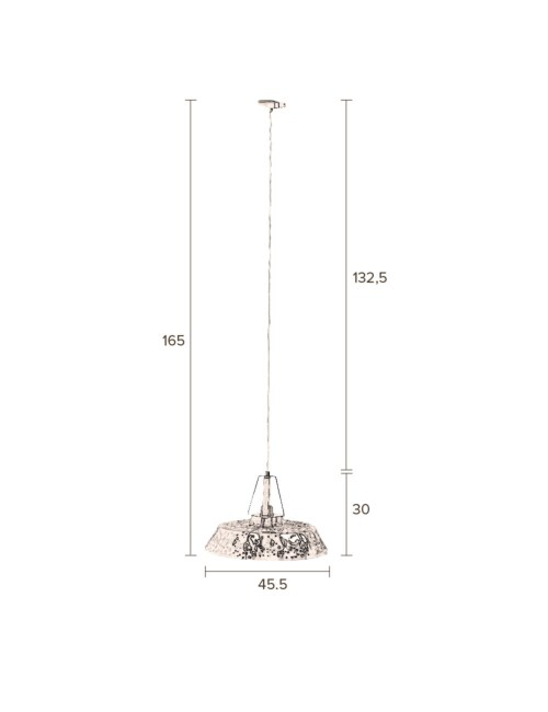 Dutchbone Batched hanglamp