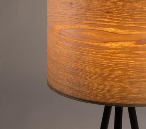 Dutchbone Woodland vloerlamp