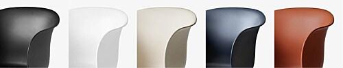 &tradition Elefy JH32 stoel-Copper Brown-Zwart