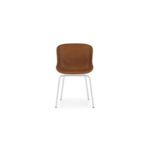 Normann Copenhagen Hyg eetkamerstoel front upholstery-Wit