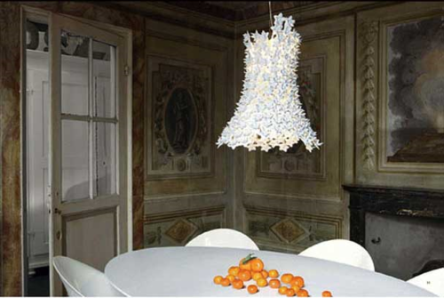 Kartell Bloom hanglamp-Kristal