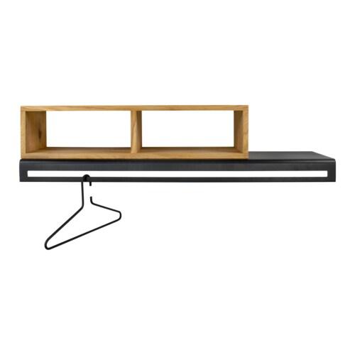 Torna Design Max wandkapstok-Zonder stalen deuren