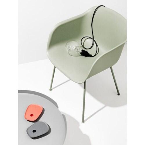 muuto Around coffee table small-Zwart