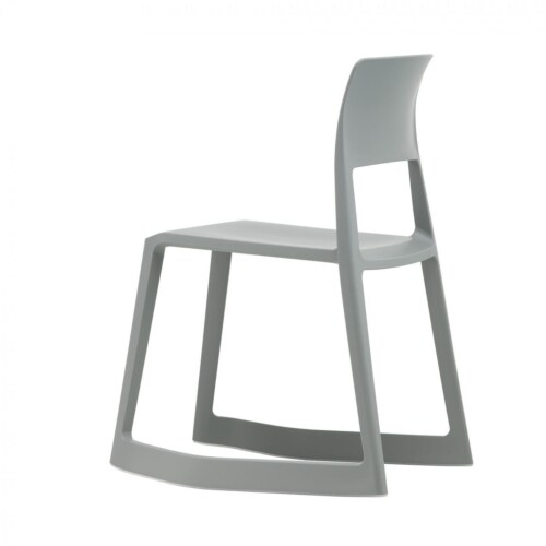 Vitra Tip Ton RE stoel-Donker grijs
